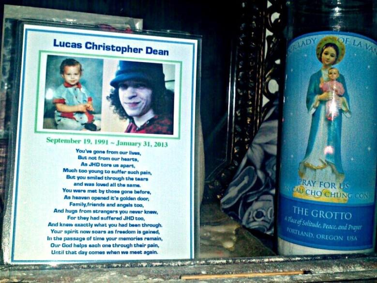 Memorial Lucas