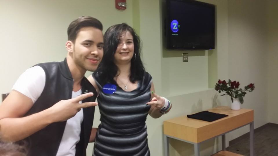 Kendra Getting To Meet Prince Royce