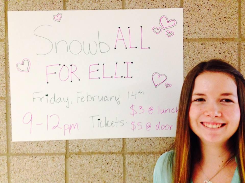 All For Elli Fundraiser