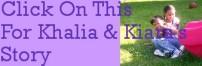 khalia and kiara