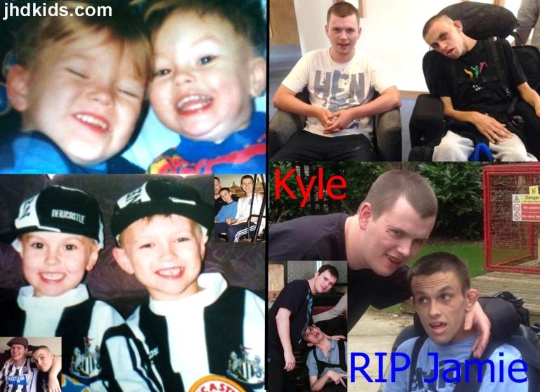 Jamie and Kyle