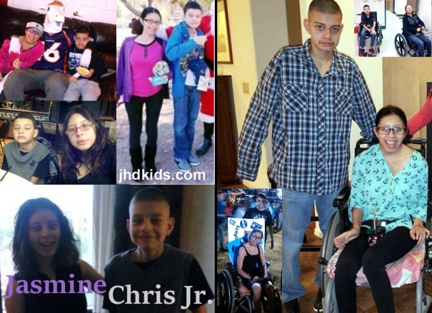 Chris Jr and Jasmine (2)