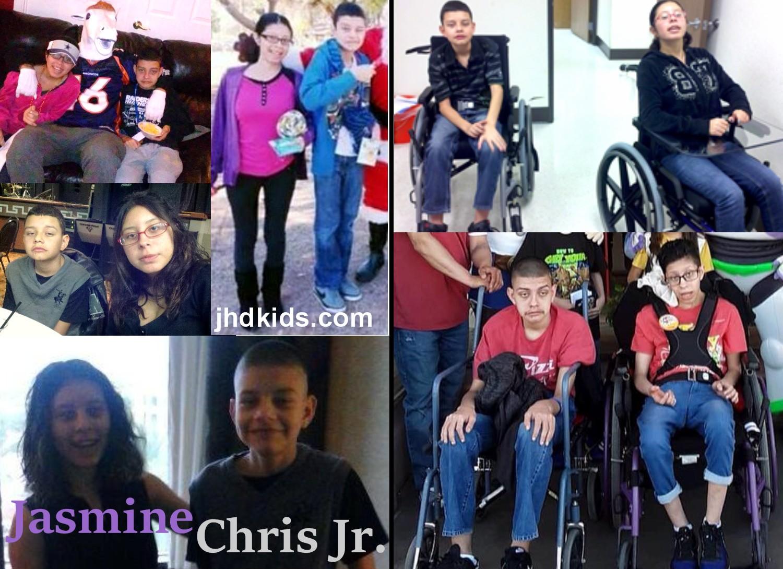 Chris Jr and Jasmine (2)