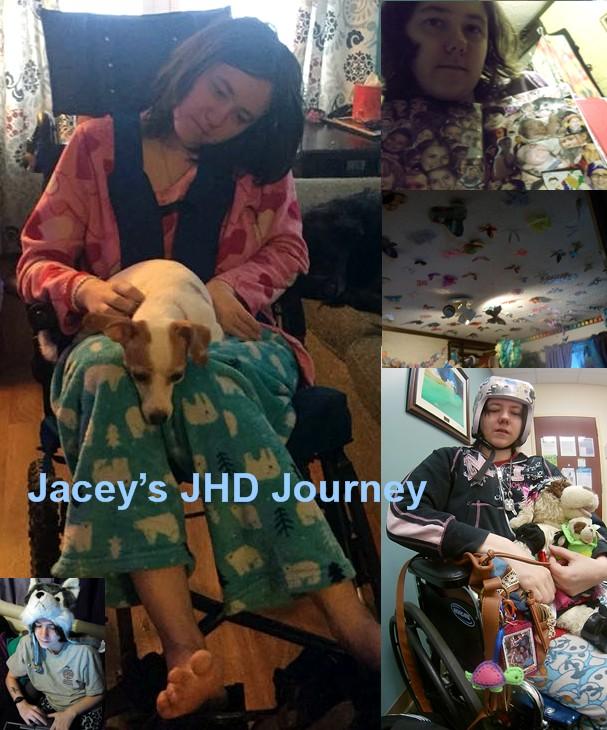jaceys jhd journey