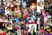 collage of some of the jhdkids